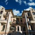 Hotel Most Slávy*** - Trenčianske Teplice - A Foto hotela do Header