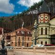 Hotel Most Slávy*** - Trenčianske Teplice - Exteriér