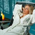 Služby - Relaxačné lehátka aj požičanie hotelového županu