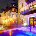 Hotel Grandhotel Praha - Tatranská Lomnica - Exteriér