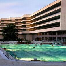 Kúpeľný Hotel Balnea Esplanade**** Piešťany