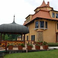 Hotel Vila Valaška**** Luhačovice