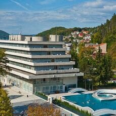 Liečebný dom Krym*** Trenčianske Teplice