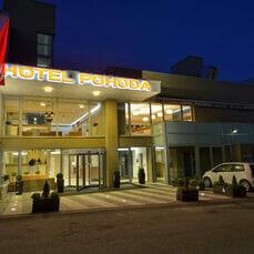 Wellness Hotel Pohoda**** Luhačovice