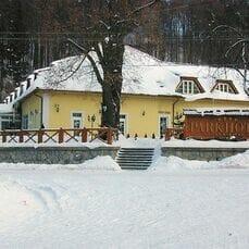 Hotel Parkhotel na Baračke**** Trenčianske Teplice