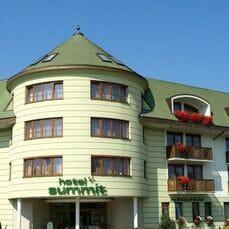 Hotel Summit*** Bešeňová