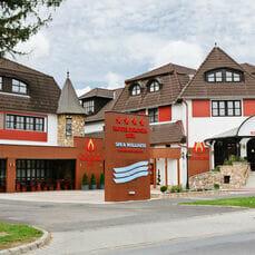 Hotel Piroska**** Bükfürdő