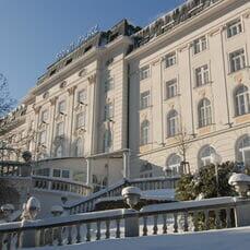 Hotel Radium Palace**** Jáchymov