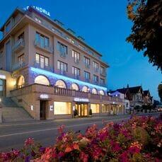Hotel Alexandria Spa & Wellness**** Luhačovice