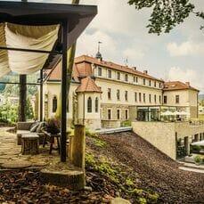Hotel Wellness and spa Augustiniánský dům superior**** Luhačovice