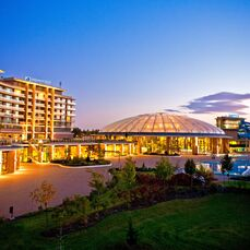 Hotel Aquaworld Resort**** Budapešť
