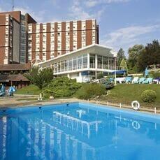 Hotel Danubius Health Spa Resort Aqua**** Hévíz