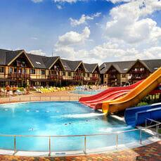 Hotel Gino Paradise Bešeňová*** Bešeňová
