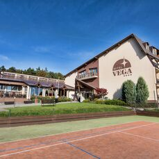 Hotel Vega**** Luhačovice