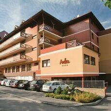 Hotel Ambra**** Luhačovice