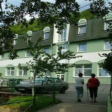 Léčebný dům Alžbeta*** Sklené Teplice