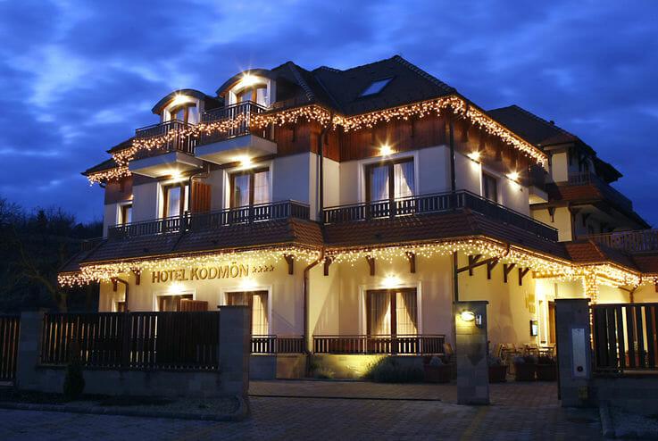 Hotel Ködmön Wellness****
