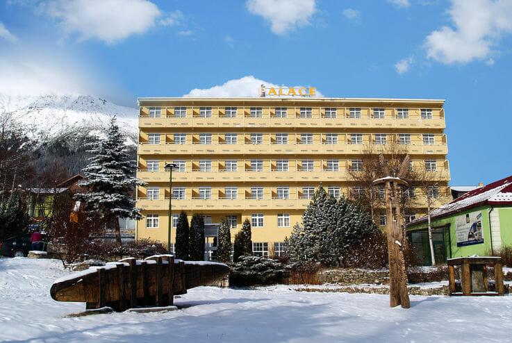 Kúpeľný Hotel Palace***