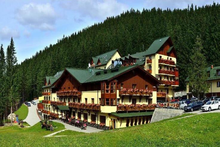 22e6ed10053dc Hotel Ski & Wellness Residence Družba****