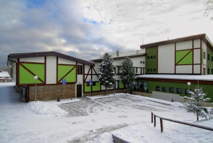 Apartmány Família Smokovec***