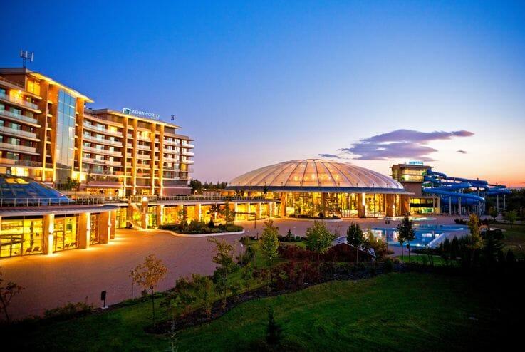 Hotel Aquaworld Resort****