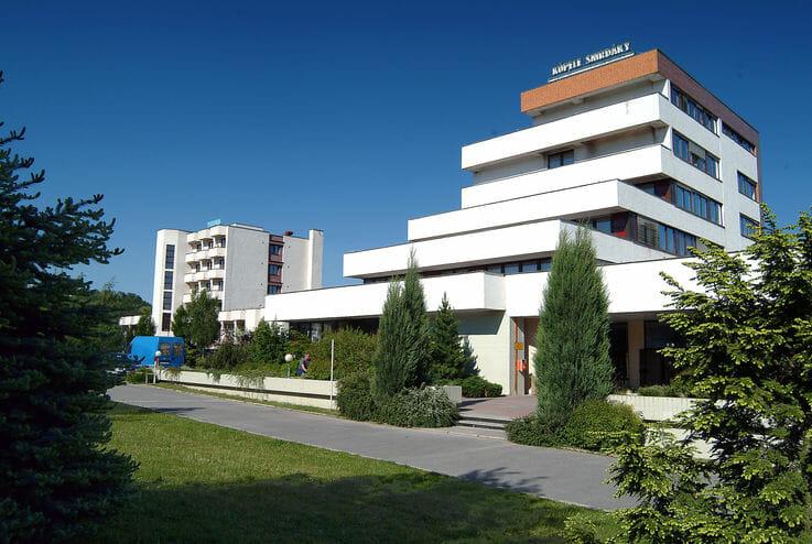 Hotel Central Ensana Health Spa Hotel***