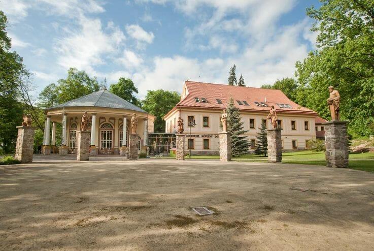 Liečebný dom Goethe***