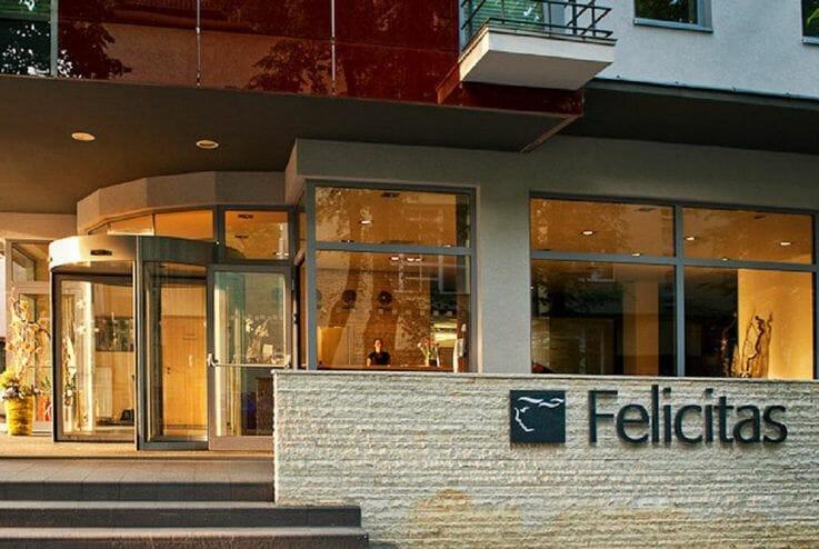 Lázeňský hotel Felicitas****